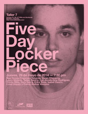 Five Day Locker Piece